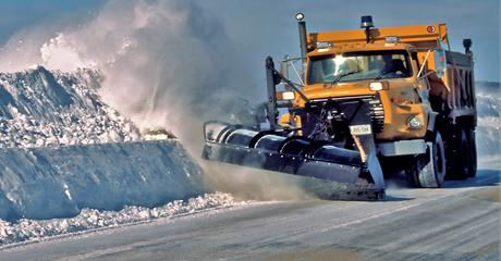 Snow plow 460x240